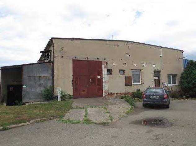Prodej budovy č.ev. 99 - objekt výrobny svíček,