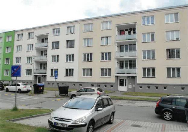 Prodej - Byt 2+1, podlahová plocha 62m2, Školní 46